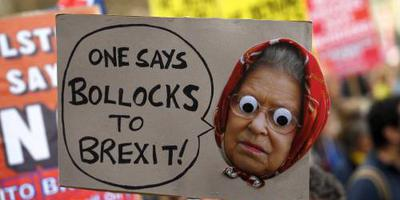 Petitie tegen brexit 5 miljoen keer getekend