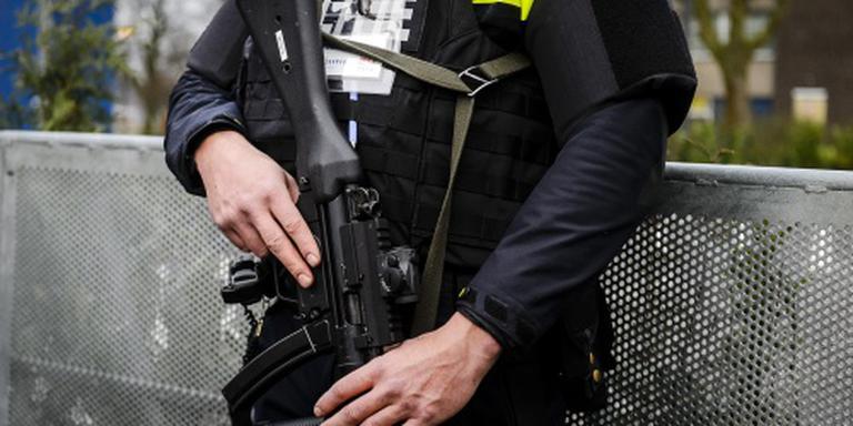 'Beter politie dan leger met geweren'