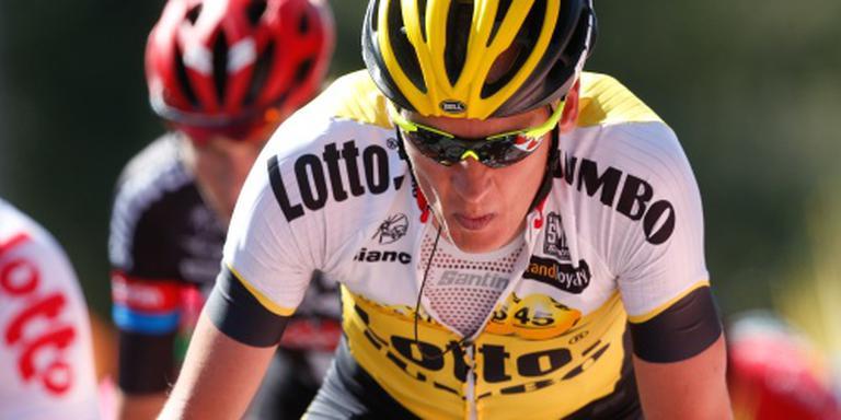 Gesink na val uit Ronde van Zwitserland
