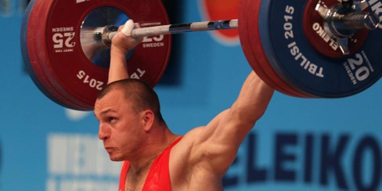 Gewichtheffer Ciricu is olympische plak kwijt