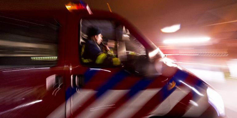 Brand in winkel Rotterdam, woningen ontruimd