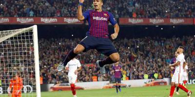 FC Barcelona terug aan kop na zege op Sevilla