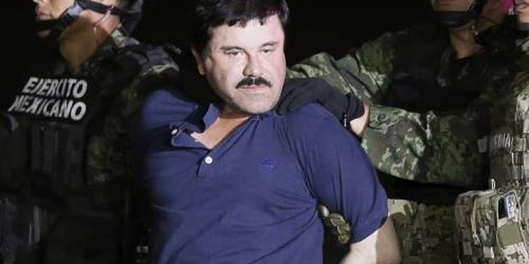 Mexico wil 'El Chapo' uitleveren aan de VS