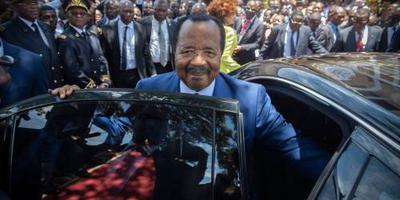 Biya herkozen als president Kameroen