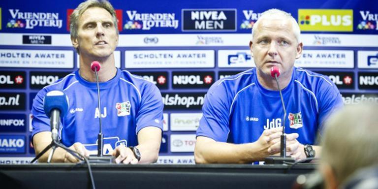 De Gier trainer Almere City FC