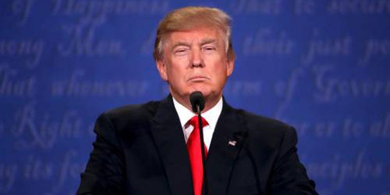 Trump ook 'blij' bij verkiezingsnederlaag
