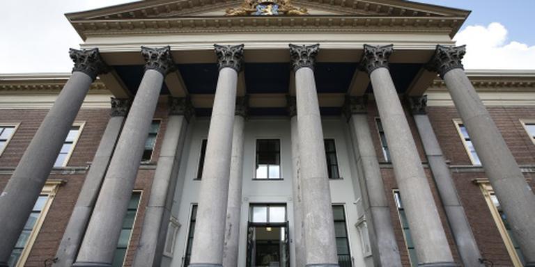 Rechtbankzittingen ook geschrapt door ijzel