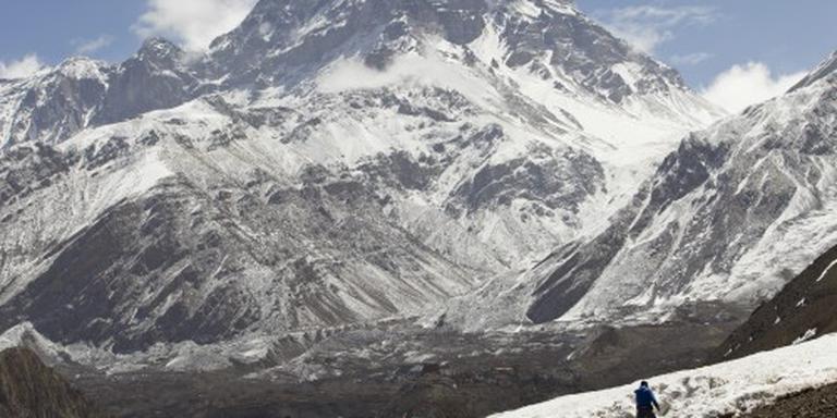 Zoekactie naar Nederlandse bergbeklimmer