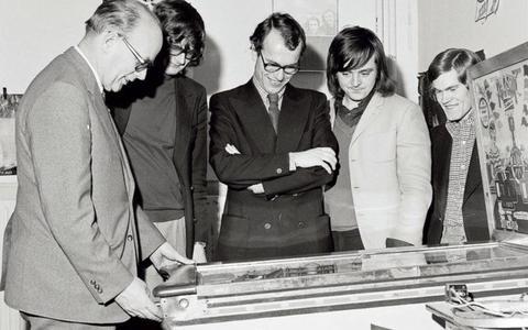 Foto: Archief Persfotobureau D. van der Veen, Groninger Archieven