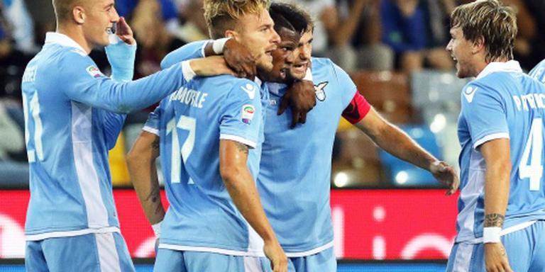 De Vrij en Hoedt succesvol met Lazio Roma