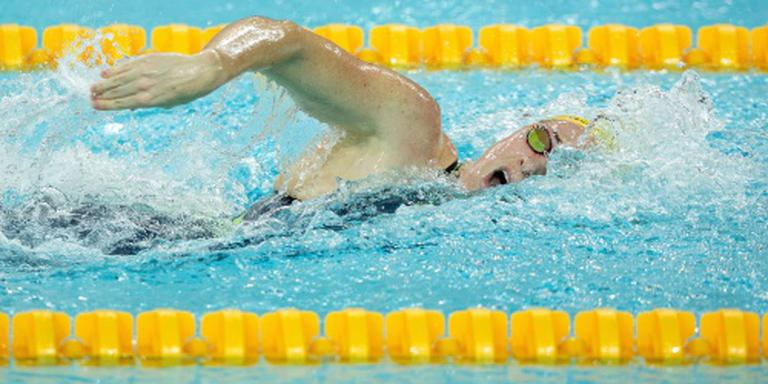 Zwemster Cate Campbell opnieuw supersnel