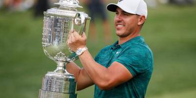 Koepka nieuwe nummer één wereldranglijst golf