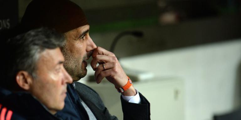 Lahm: triest dat we Guardiola niet belonen