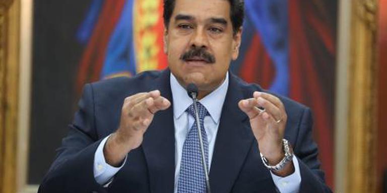 Maduro beëdigd als president Venezuela