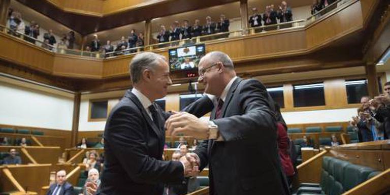 Baskenland wil meer autonomie
