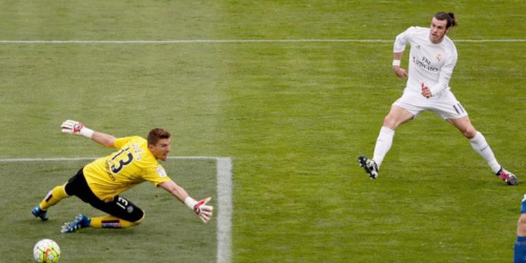 Real Madrid mist Bale tegen Villarreal