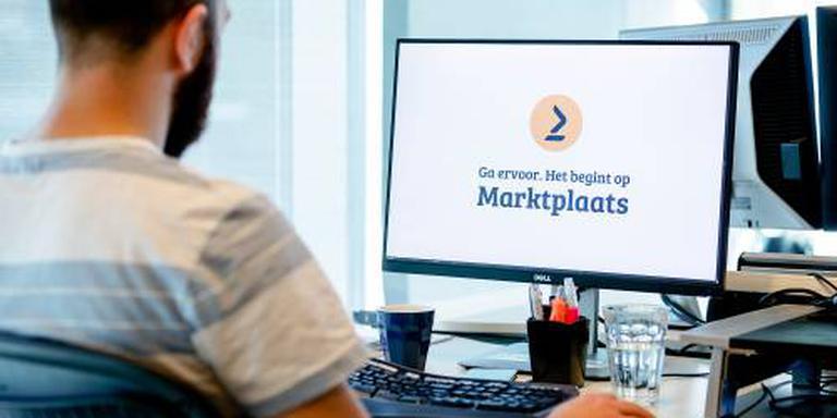Nederlander zoekt verkoeling op Marktplaats