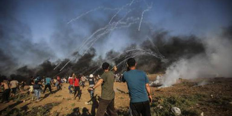 Weer Palestijn overleden na protesten Gaza