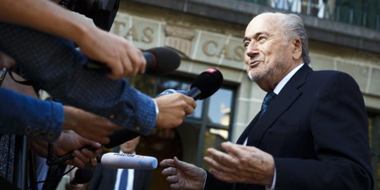 Blatter zal zich neerleggen bij oordeel CAS