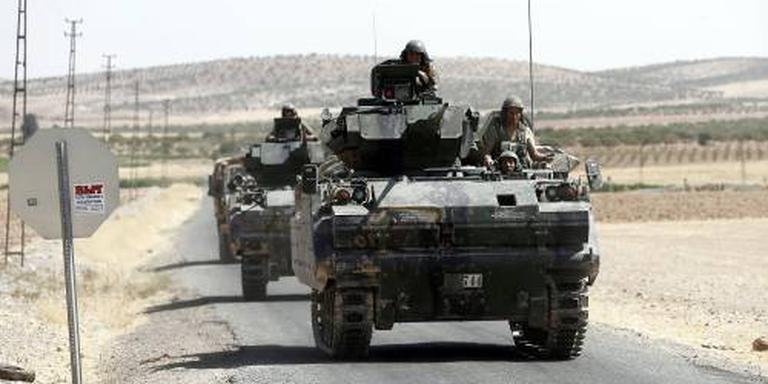 Turkije: pas na val Mosul oprukken naar Raqqa