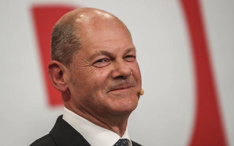 SPD-leider Scholz: kiezer wil dat ik bondskanselier word