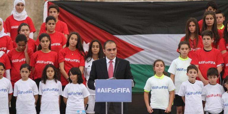 Muhammad Ali pleitte voor prins Ali bij FIFA
