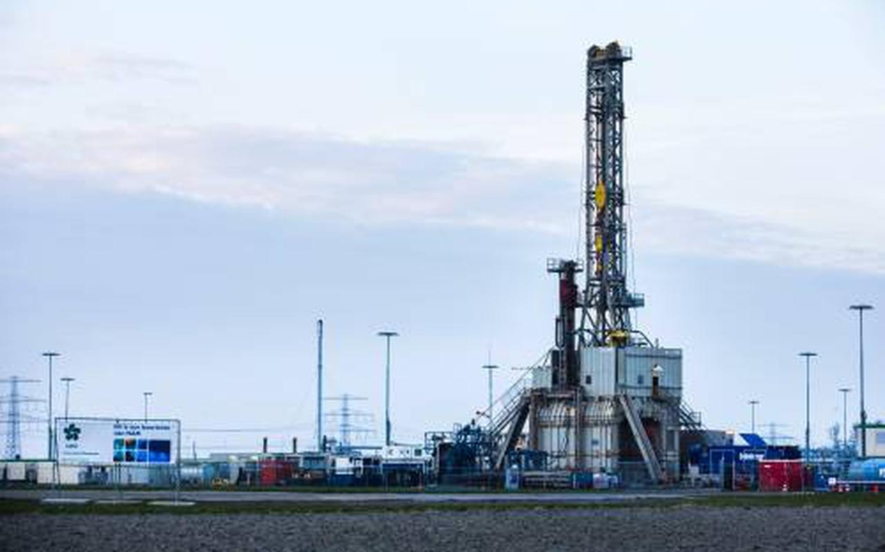 Gaskraan Groningen wat verder dicht