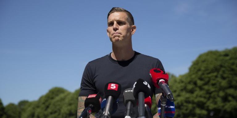 Deens international Agger (31) stopt ermee