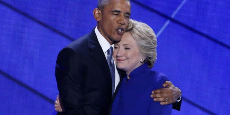 Clinton accepteert nominatie