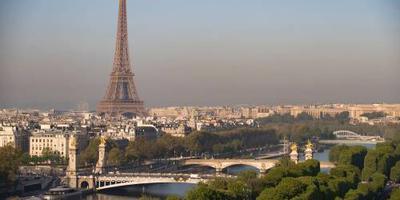 Achtervolging in Parijs na incident met busje