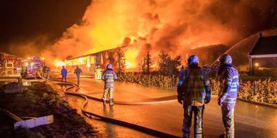 Boer Werkhoven vraagt brandstichter motief