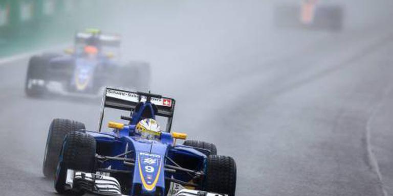 Sauber door met Ericsson