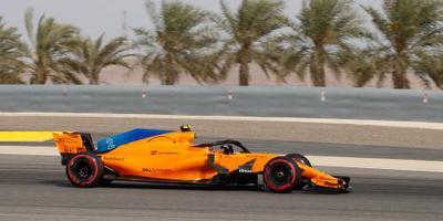 McLaren voegt zich bij wielerploeg Bahrain