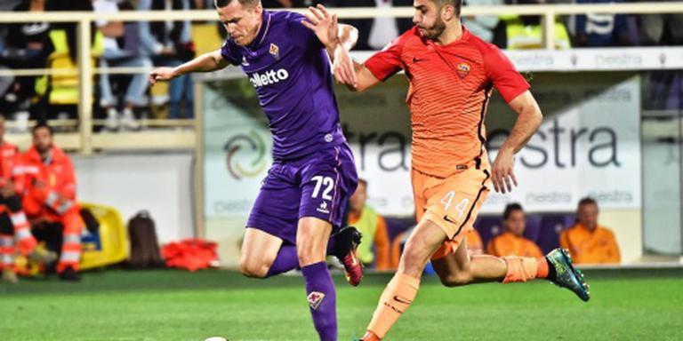 Eerste nederlaag AS Roma