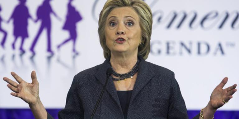 Gezondheid Clinton maakt kiezer niets uit