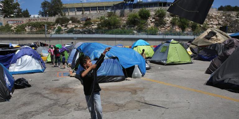 Griekenland: veel migranten willen naar huis