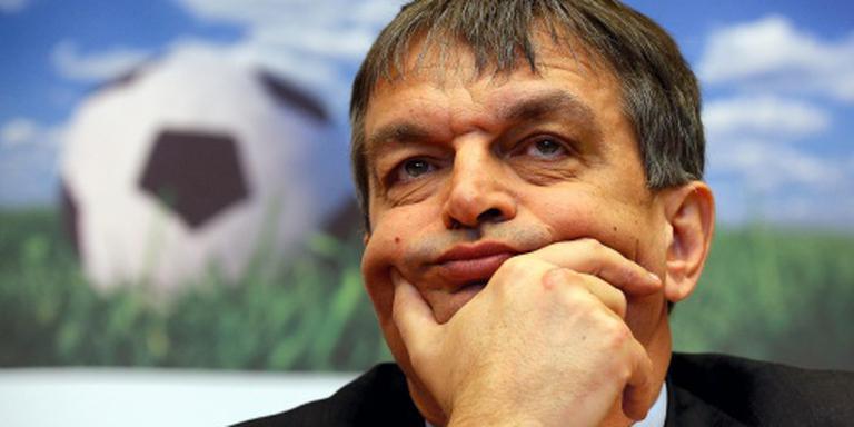 FIFA-kandidaten laten EU-debat schieten