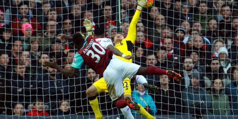 West Ham United klopt Liverpool