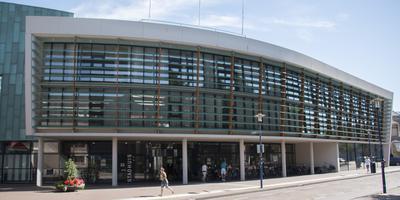 Het gemeentehuis van Assen
