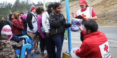 Rode Kruis luidt noodklok over Venezolanen