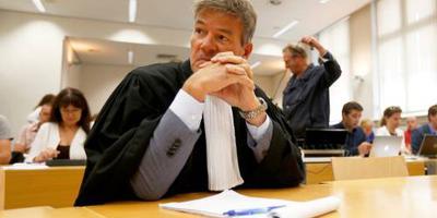 Roem collega's voor advocaat Van der Goot