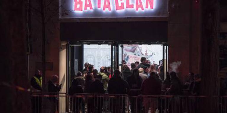Sting zingt Bataclan weer open