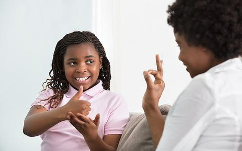 In Beeld: Sprekende handen