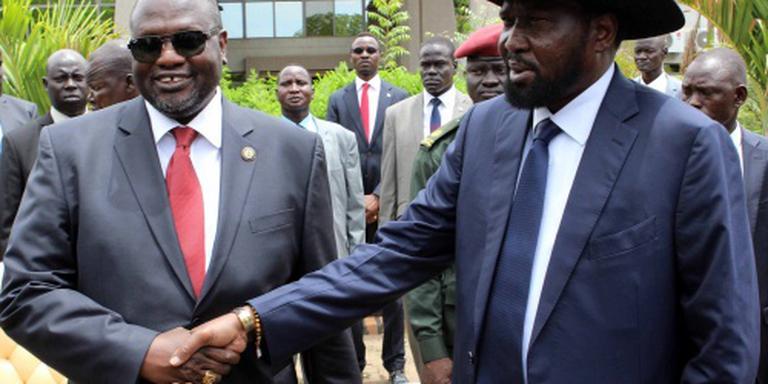 President Kiir vervangt zijn rivaal Machar