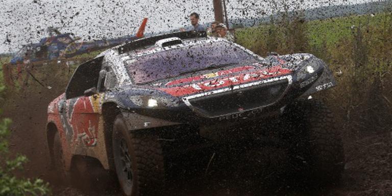 Loeb bewijst zich ook in 'Le Dakar'