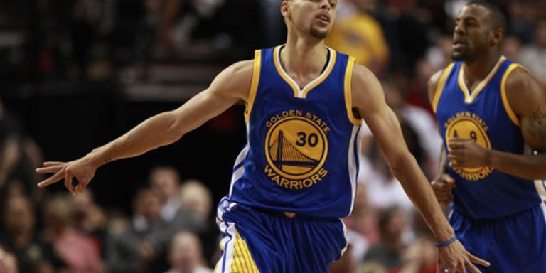 Curry unaniem gekozen tot beste NBA-speler