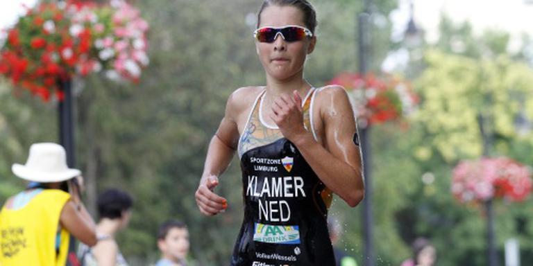 Triatlete Klamer zevende in Leeds