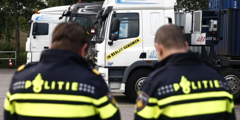 Invallen in Rotterdam vanwege drugshandel