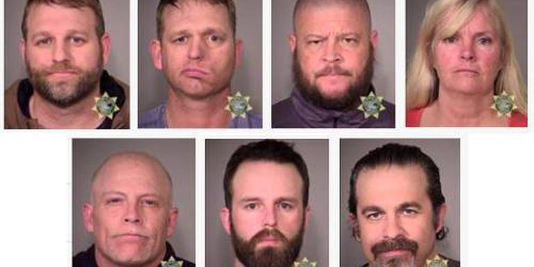 Bewapende bezetters wildpark Oregon vrijuit