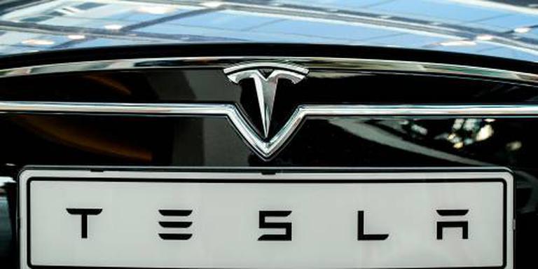 Batterij Tesla laat dief in de steek